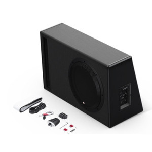 "Rockford Fosgate P500-12P  Punch 12"" 500-Watt Powered Enclosure"