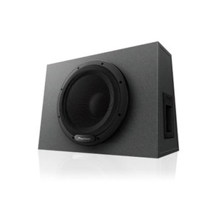 Pioneer TS-WX1210A 12 Sealed enclosure active subwoofer with built-in amplifier (1300W Max)