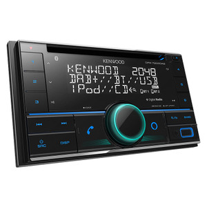 Kenwood DPX7200DAB  Dual Din CD Receiver