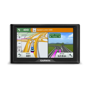 Garmin Drive 61 LMT-S Entry-level GPS navigator with driver alerts