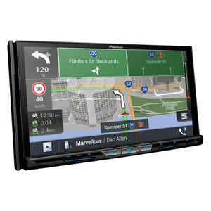 "Pioneer AVICZ930DAB 7"" built in GPS Nav Wireless Apple Car Play/Android Auto"
