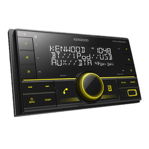 Kenwood DPXM3200BT Dual Din Digital Media Rceiver