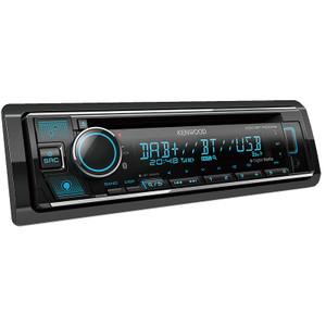 Kenwood KDCBT740DAB CD/BT Digital Radio Receiver with amazon alexa app ready
