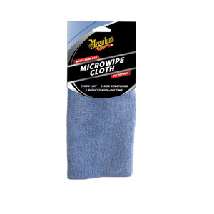 Meguiars Supreme Shine Microwipe Cloth (Blue) AG3030