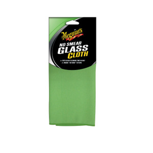 Meguiars Supreme Shine No Smear Glass Cloth (Green) AG3032