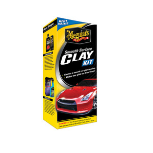 Meguiars Smooth Surface Clay Kit G1120