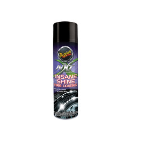 Meguiars Nxt Generation Insane Shine Tyre Coating (Aerosol) G13115