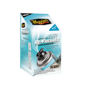 Meguiars Air Re-Fresher - New Car Scent (Aerosol) G16402