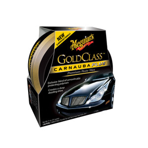 Meguiars Gold Class Carnauba Plus Paste Wax G7014J