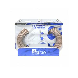 Aerpro BSX1612 Bassix 16ga 12m speaker cable