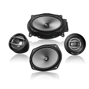 Pioneer TS-A692C 6×9 2-way Component Speaker System