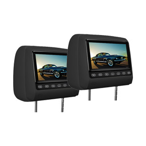 "Cellpak RGS900HD Dual 9"" DVD Headrest DVD players"