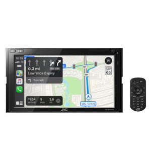 "JVC KW-M960BW WIRELESS Android  Auto & Apple CarPlay 6.8"" Touchscreen"