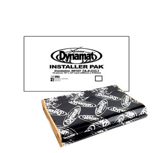 Dynamat 10450 Extreme installer pack 12 sheets