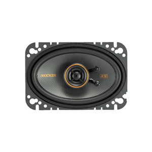 "Kicker 47KSC4604 KS 4 X 6""Co Axial SPK 150W Peak 75 W RMS"