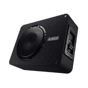"Audison APBX10A2 10"" 800Watt Active High Performance Flat Sealed Box + Dynamic Bass Tracking"