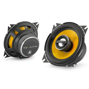 JL Audio C1-400x 4-inch 100 mm Coaxial Speaker System