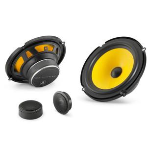 JL Audio C1-650 6.5-inch 165 mm 2-Way Component Speaker System