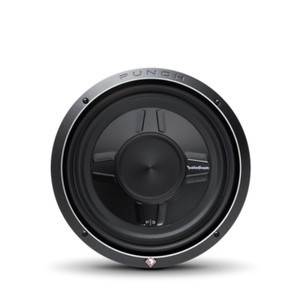 """Rockford Fosgate P3SD4-12 Punch 12"""" P3S Shallow 4-Ohm DVC Subwoofer"""