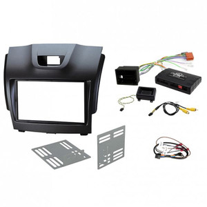Aerpro FP8061C Install kit to suit Holden Colorado, Colorado 7 Matte Black