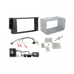 Aerpro FP9291K Install Kit Suit Landrover Sport Fibre Optic AMP