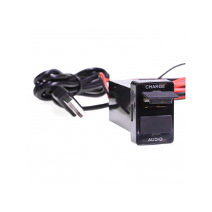 Aerpro APUSBTO4 USB Audio and charger port to Suit Toyota