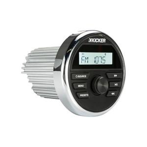 Kicker 46KMC2 Weather Resistant Media Centre Bluetooth AM/FM Digital Tuner