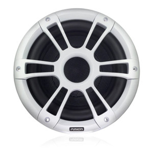 "Fusion SG-SL102SPW 10""Marine 600W Sports White Sub Woofer LED"