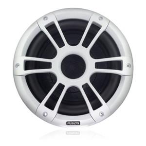 "Fusion SG-SL102SPW 10""Marine 600W Sports White Sub Woofer LED"
