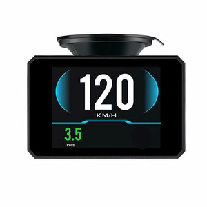 Street Guardian SGGGPSAD2 - Digital Speed Display (GPS Type)