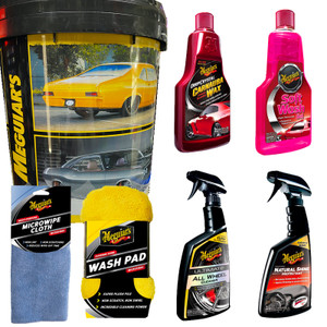 Meguiars Pack Complete Car Care Kit G418252B