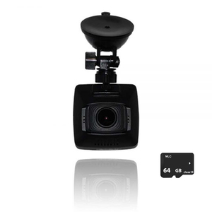 Street Guardian SG9665TC Full HD 1080p Dash camera with 64GB Memory Card