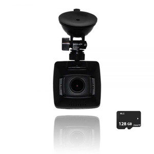 Street Guardian SG9665TC Full HD 1080p Dash camera with 128GB Memory Card