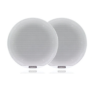 "Fusion SG-F882W 8.8"" Marine Classic white speakers"