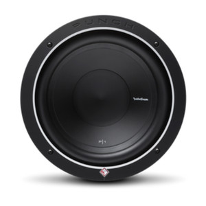 """Rockford Fosgate P1S4-10  Punch 10"""" P1 4-Ohm SVC Subwoofer"""