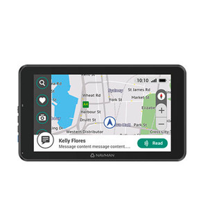 Navman MICAM EXPLORE 7 Inch GPS navigation with 4WD Maps and built in Dash Cam