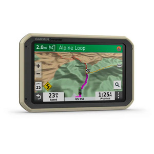 Garmin OVERLANDER On-Road Off-Road Military standard GPS navigation