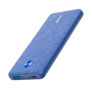 Anker A1231T31 PowerCore III Sense 10K Blue Fabric