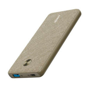 Anker A1231T61 PowerCore III Sense 10K Green Fabric