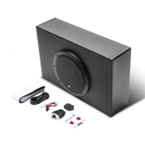 "Rockford Fosgate P300-8P  Punch 8"" 300-Watt Powered Enclosure"