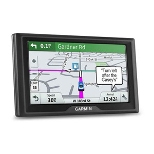 Garmin Drive 61 LM Entry-level GPS navigator with driver alerts