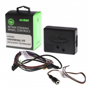 Axxess ASXWC Universal Steering Wheel Control Interface