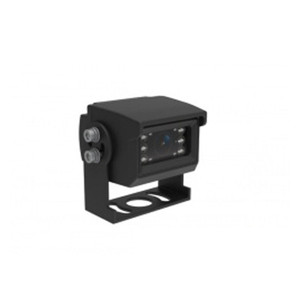 Parkmate PM-81R Mini H/Duty Camera With Guidelines W/MIC,10 Mt Cable