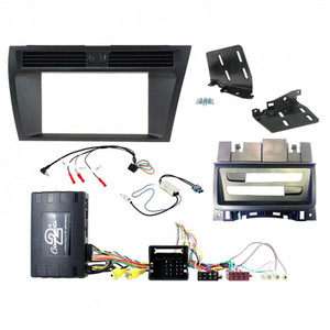 Aerpro FP8492K Double din install kit to suit Audi A5 and A5 non amplified and MMI
