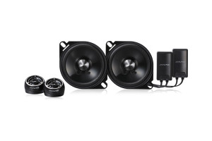 "Alpine STE-G100S Type-E 4"" Component 2-Way Speakers"