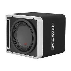 "Alpine R-SB12V R Series 12""Halo Subwoofer With Prolink"