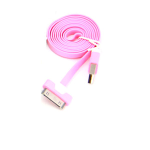 SQ Group SQIPHONE4USBV2 Iphone 4 to USB cable Pink