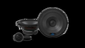 "Alpine S-S65C S-Series 6-1/2"" Component 2-Way Speakers"