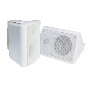 "Studio  Acoustics SA500W 4""2 Way 60W Indoor/ Outdoor Speakers"