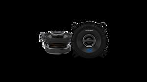 """Alpine S-S40 S-Series 4"""" Coaxial 2-Way Speakers"""